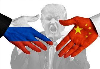 تحریمهای آمریکا و فرصتی برای همکاری بیشتر چین با روسیه و ایران