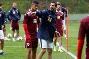 فوتبال تحت فشار پرسپولیسیها در هوای ابری