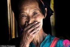 چرا زنان ویتنامی لبخند هایشان را پنهان می کنند؟