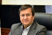 همتی: صادرکنندگان از بانکهای عراقی استفاده میکنند