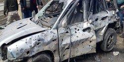 انفجار در نزدیکی نیروهای حامی ترکیه در شمال سوریه