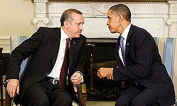 افشای نامه اوباما به اردوغان