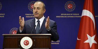 واکنش ترکیه به حمله نظامیان صهیونیست به مسجد الاقصی