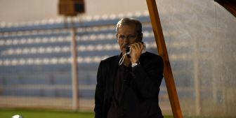 واکنش نصیرزاده به اطلاعیه فدراسیون فوتبال