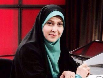 خانم مجری: چادر هیچوقت در صداوسیما اجباری نبوده است