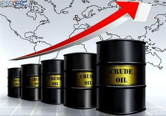 قیمت نفت به بالاترین رقم دو ماه گذشته رسید