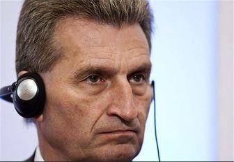 اتحادیه اروپا به انتخاب دولت آلمان ورود کرد