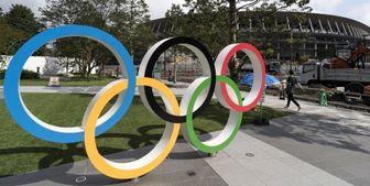 تمرینات ورزشکاران المپیکی چین پشت درهای بسته