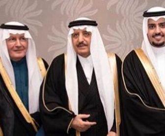 جشن عروسی سلطنتی پرحاشیه در خانواده سعودی