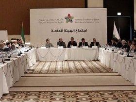 شورای مخالفان سوریه، ژنو۲ را تحریم کرد