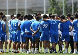 خوش گذرانی بازیکنان استقلال در ترکیه