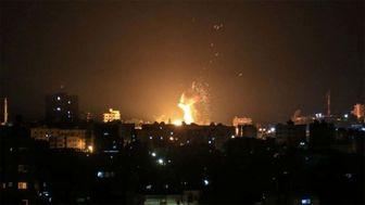 شلیک راکت از غزه به سوی شهرکهای صهیونیست نشین