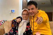 جشن تولد دیدنی مادرِ مجری محبوب/ فیلم