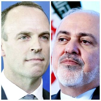 گفتوگو تلفنی وزیر خارجه انگلیس با ظریف