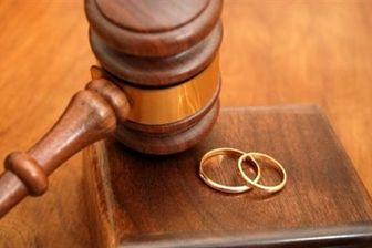 ۱۵۰۰ مورد واقعه طلاق در لرستان رخ داد