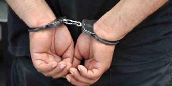 دستگیری یک مرد چینی توسط سازمان اطلاعات سپاه