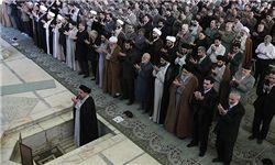 نماز عید قربان در دانشگاه تهران اقامه شد