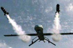 انهدام پهپاد جاسوسی ائتلاف سعودی در جنوب غربی یمن