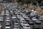 آخرین وضعیت جوی و ترافیکی جادههای کشور در یکم خرداد ماه
