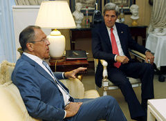 توافق کری و لاوروف بر سر محورهای نشست ژنو ۲