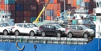 لغو ممنوعیت ترخیص ۱۳ هزار خودروی خارجی