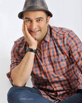 تیپ خفن  مجید صالحی در نمایی سریال سیاوش /عکس
