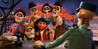 انیمیشن «کوکو» برای سومین بار در صدر گیشه هالیوود