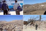 «بیآبی» سیلِ مهاجرت به راه انداخت؛ ۱۷۰۰ روستا خالی از سکنه شد