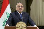 ریشسفیدی عبدالمهدی بین ایران و عراق