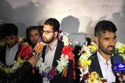 چهار مرزبان ایرانی ربودهشده وارد تهران شدند