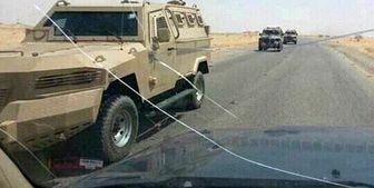 ورود تجهیزات نظامی سعودی به جنوب یمن