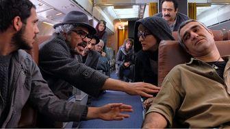 گریم سروش صحت در فیلم پرسلبریتی کمال تبریزی/ عکس