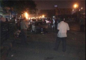 ۱۳ زخمی در انفجار ایستگاه مترو مصر