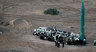 ایران با موشکهایش می تواند اسرائیل را فلج کرد+تصاویر