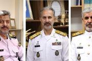 ارتقا سه فرمانده ارتشی به درجه سرتیپی