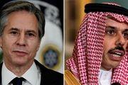 جزئیات گفتگوی تلفنی وزیر امور خارجه آمریکا با همتای سعودی خود