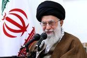 دیدار اعضای کنگره شهدای قزوین با رهبر انقلاب اسلامی/ گزارش تصویری