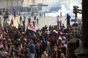 افشای پشت پرده آشوب های اخیر عراق/ فیلم