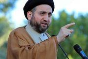 واکنش سید عمار الحکیم به حمله به مواضع الحشد الشعبی