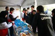 آخرین آمار خدمات امداد و نجات به زائران اربعین تا تاریخ 12 آبان