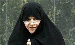 عفت شریعتی مشاور وزیر ارشاد در امور زنان برکنار شد