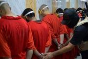 حکم اعدام پنج فرمانده داعشی اجرا شد