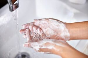 شستن دستها به تنهایی کافی نیست