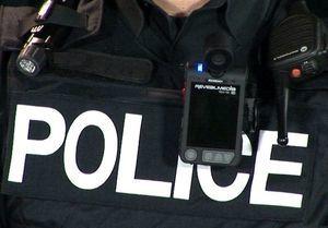نصب دوربین بر لباسهای پلیس پایتخت
