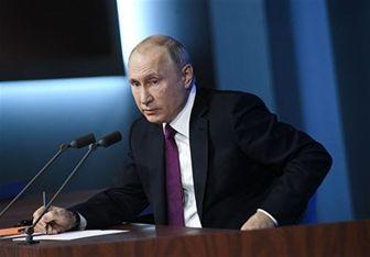 دعوای پوتین با رئیس جمهور ارمنستان