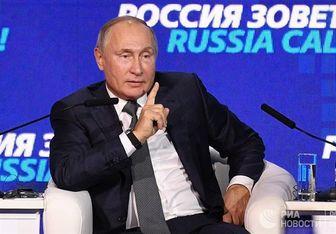 رایزنی پوتین با رئیس جمهور بلاروس