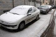 چگونه از بدنه و رنگ خودروی خود در زمستان مواظبت کنیم؟