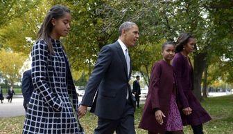 داعش، اوباما و خانواده اش را تهدید کرد