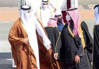 ماسک و خودروی گرانقیمت محمدبن سلمان در اجلاس «العلا» سوژه شد