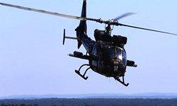 سقوط بالگرد نظامی فرانسه در ساحل عاج